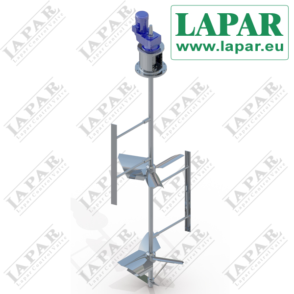 Combination Paddle Mixer