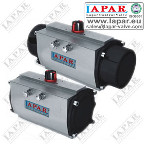 Actreg Pneumatic Actuator
