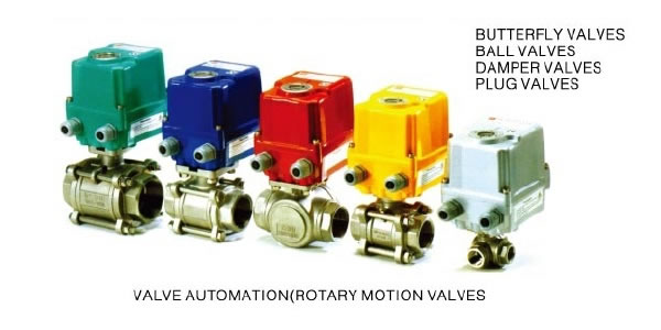 HQ Actuator Application - Lapar Valve