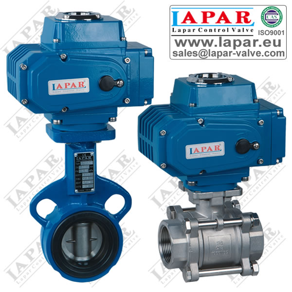 LAPAR LU Electric Actuator