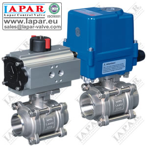 LPA12 Threaded Ball Valve