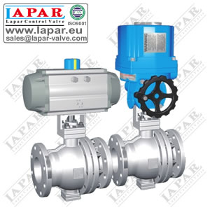 LPA18 Metal Sealing Ball Valve