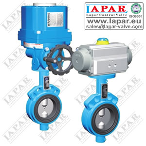 LPB14 High Performance Butterfly Valve