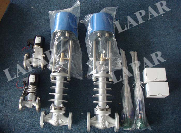 LPG11 Single Seat Electric Control Valve