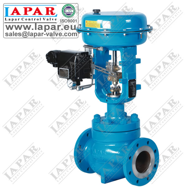 LPH15 Low Noise Cage Guided Control Valve
