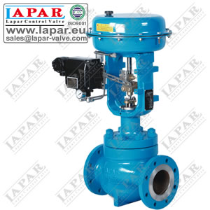 LPH13 Cage Guided Control Valve