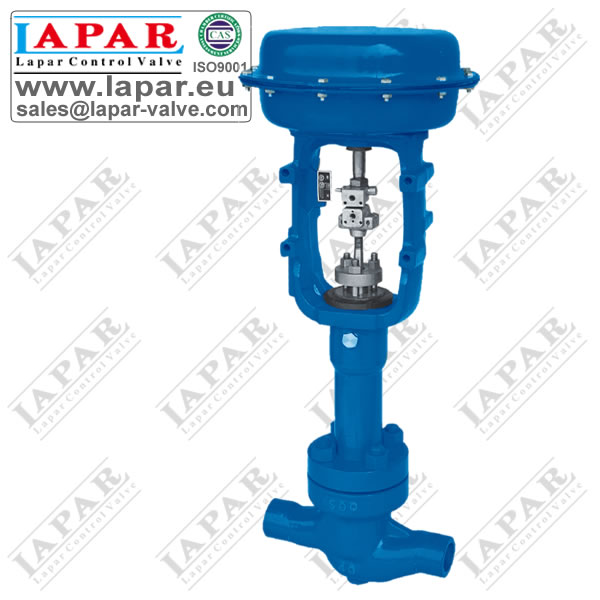 LPH23 High-pressure Cage Guided Control Valve