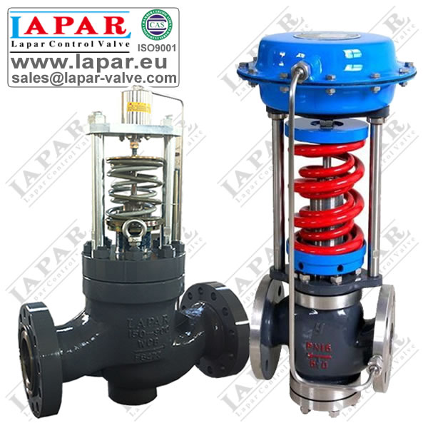 LPI11 Self Operated Pressure Control Valve