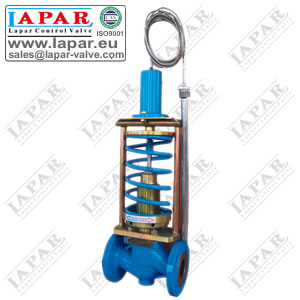 LPI12 Self-operated Temperature Control Valve