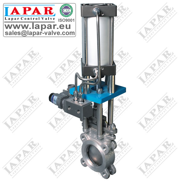 LPL11 Knife Gate Valve