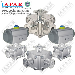 LPC11 Sanitary Ball Valve